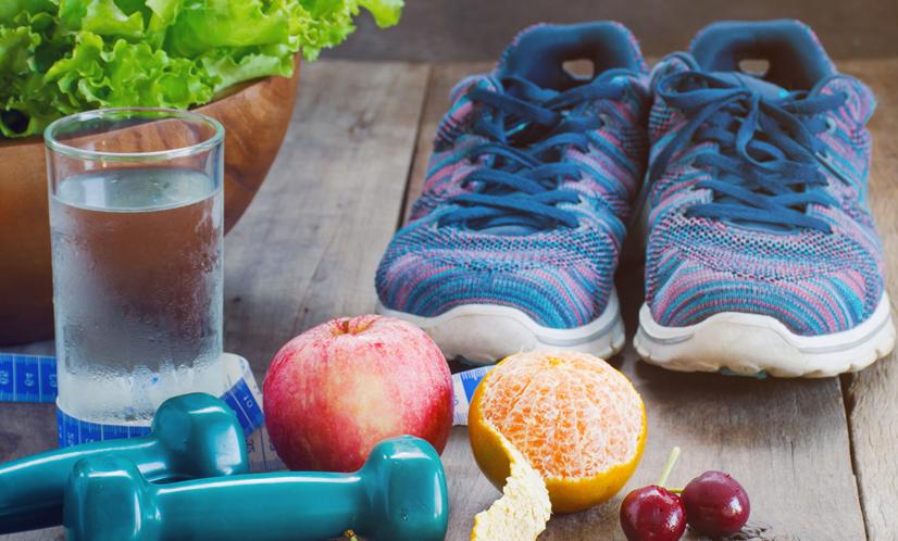 mat och träningsprogram